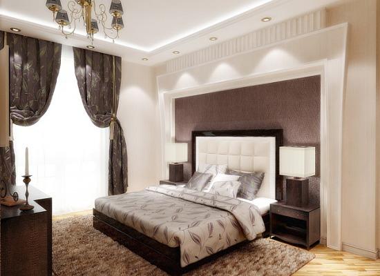 фото дизайн интерьера спальня